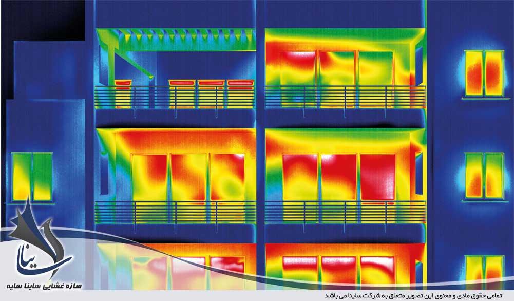 تاثیر سایبان در معماری انرژی