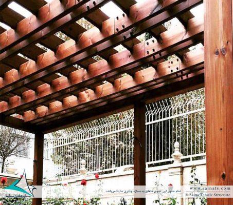 تفاوت-پرگولای-چوبی-و-فلزی