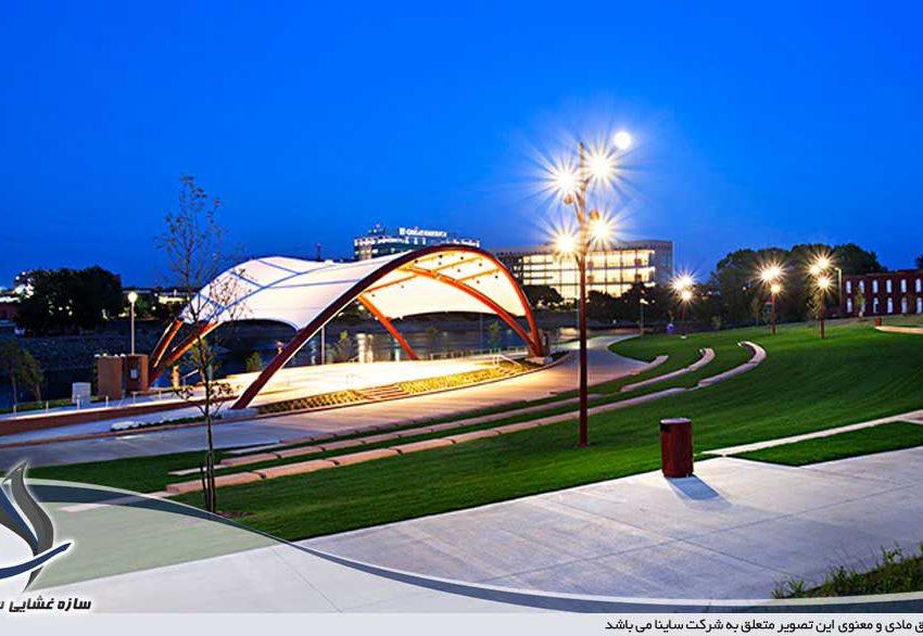 آمفی تئاتر پارک و بوستان