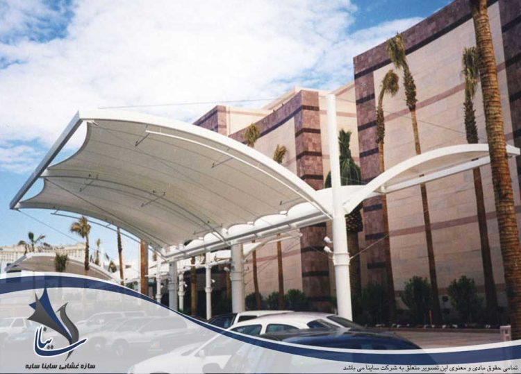 پارکینگ ماشین شهر لاس و گاس