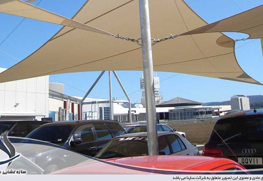 car park fabrice tensile shade