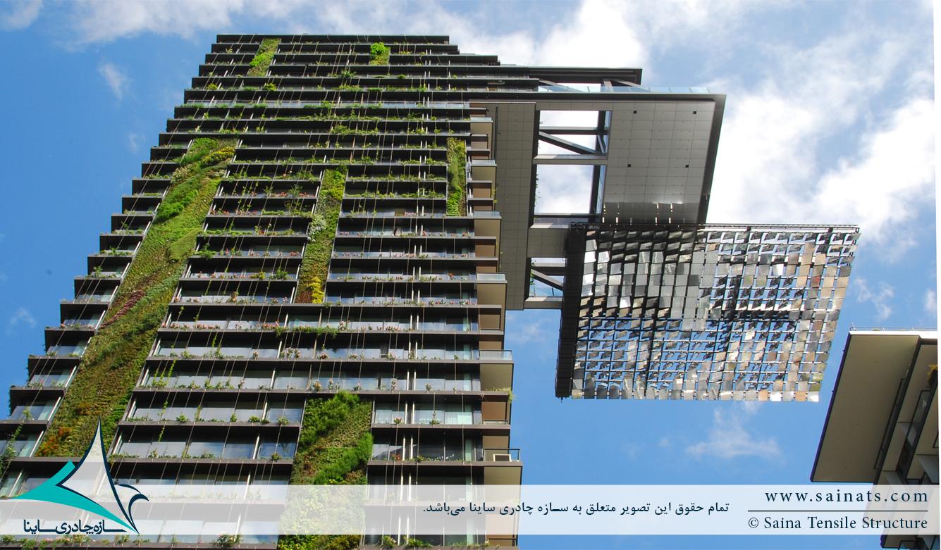 معماری سبز | معماری پایدار چیست