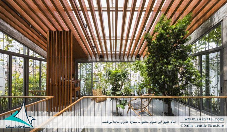 معماری اکولوژیک
