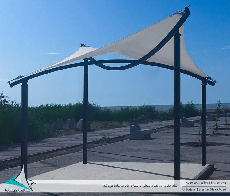 بندر ریگ سازه چادری
