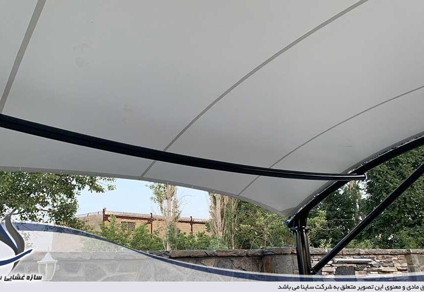 اجرای سقف پارکینگ ویلا