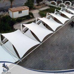 سایبان چادری پارکینگ