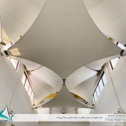 سقف چادری دکوراتیو