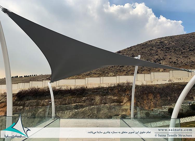 آلاچیق چادری ویلا لواسان